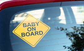 Car Stickers / Signs