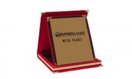Metal Plaket