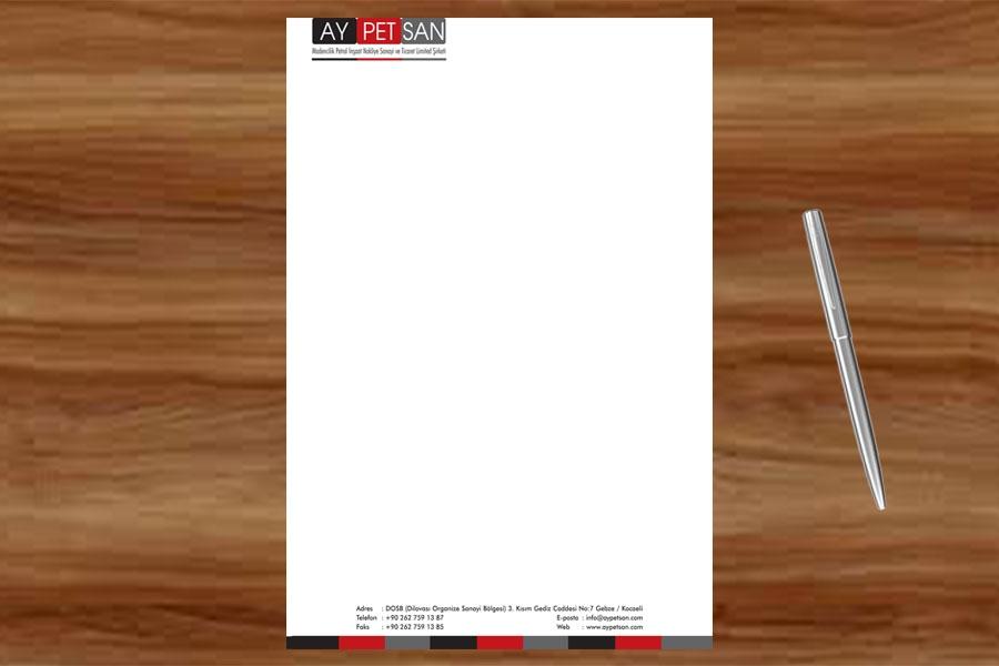 Antetli Kağıt | Türkiye | Eymen Ajans Matbaa